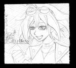 Sketchbook #39 - Smile by ElfBean