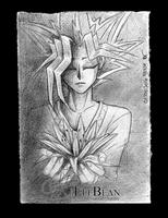 Sketchbook #46 - Shadow by ElfBean