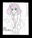 Sketchbook #48 - Sweet by ElfBean