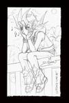 Sketchbook #49 - Whistle by ElfBean