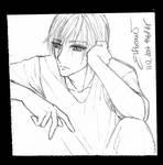 Sketchbook #61 - Tranquil by ElfBean