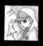 Sketchbook #70 - Layra by ElfBean