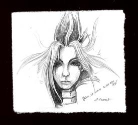 Sketchbook #83 - Leaf by ElfBean