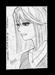 Sketchbook #86 - Laugh by ElfBean