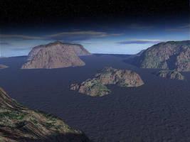 Islands by ginkin99
