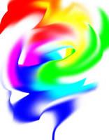 Hurricane O' Colors by ginkin99