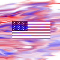 American Flag by ginkin99