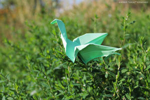 Green dragon by Legat1992