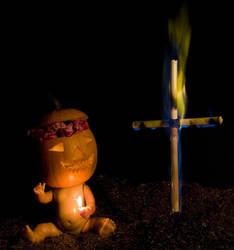 Nicola Olla -'Jack Vs Jesus' by GorgonMagazine