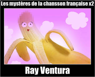 Ray Ventura by poulpinou