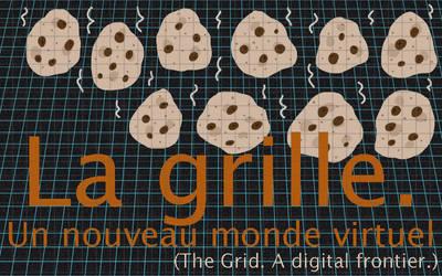 The Grid... by poulpinou