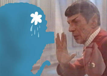 Spock by poulpinou