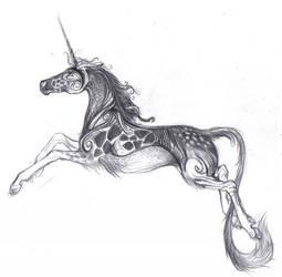 tattoo design...ithink by kuii-ru