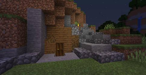 Cave Home Survival by SmolFishyBoi