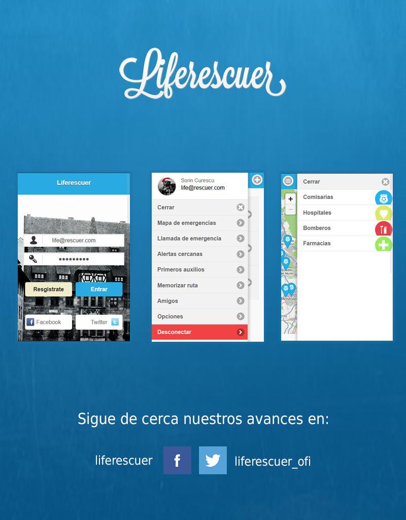 LifeRescuer Ciudad by en3sis