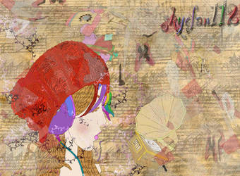 Music Is Life by AeliaNaqwiDesigns