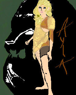 Ayla Clan Of The Cave Bear By Jaxy411 On Deviantart