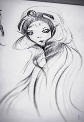 My little princess by Dogmak