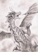 .:Dragon Fly:. by silverwerwolf