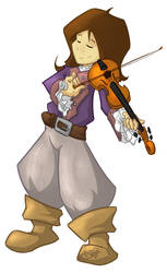 a bards song by sabastion