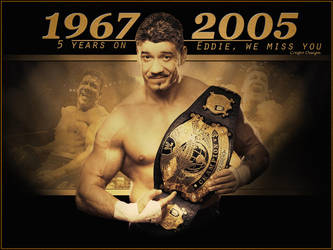 Eddie Guerrero Wallpaper by Cre5po