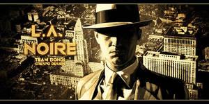 L.A. Noire Banner by Cre5po