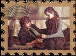 Stamp: Healing by OtterAndTerrier
