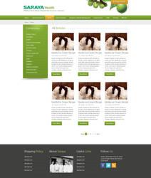 Saraya Health and Diabetes Blog Page by faizalqurni