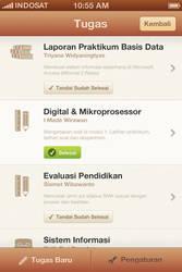 Kuliahmu App | Task Design by faizalqurni