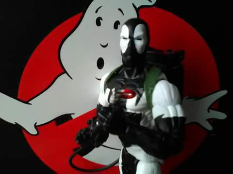 Ghostbustin Deadpool by rgbfan475