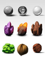 Materials Study by Milnaes