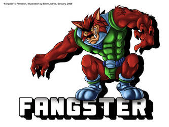 Fangster by Mavrika