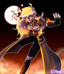 I Burn by fkim90