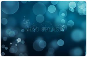 TOSHIBA Contest - Blue Waters by KovoWolf