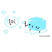 ice ice baby by elegant-androgyny
