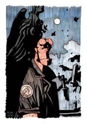 Hellboy2015 by R0b0C