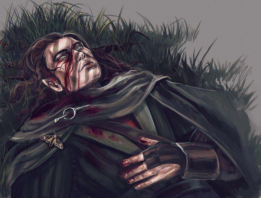 Isengrim Iron wolf by Gotat