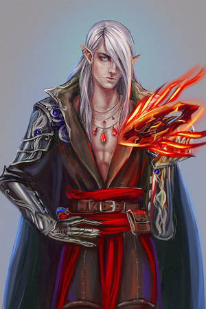 TERA online mage by Gotat