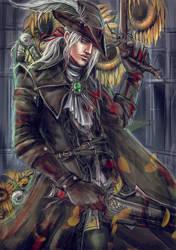Bloodborne by Gotat
