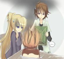 Birthdays by Symmetrical-neko