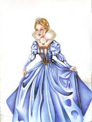 Cinderella by DreamyNaria