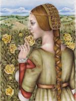 La bella principessa by DreamyNaria