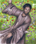 Francesco by DreamyNaria