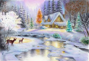 Deer creek cottage by DreamyNaria