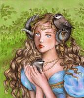 Princess Cordelia by DreamyNaria