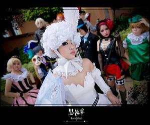 Kuroshitsuji: Circus Rose by Astellecia