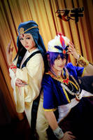 Magi: By Lamplight by Astellecia