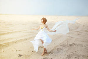 Tsubasa : Ballad in the Sand by Astellecia