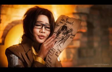 Shingeki no Kyojin: ALL MY LOVE by Astellecia