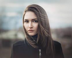 Melancholy (Nastya) by Andipallabs